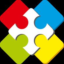 Логотип AXMA Story Maker